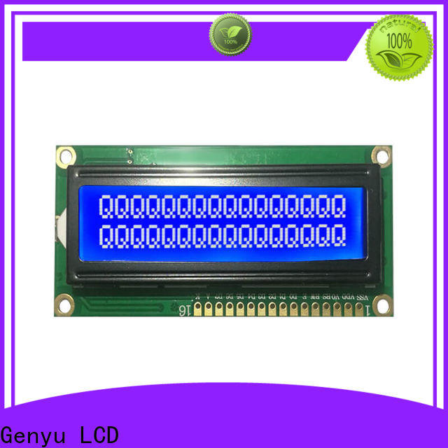 New character display modules lcd company for TAB