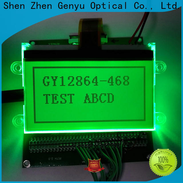 Genyu Custom cog lcd modules for business for devices