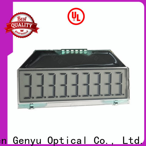 Wholesale segment lcd black factory for ventilators