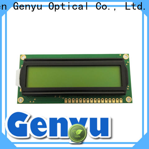 New character lcd module 1602c5ax305