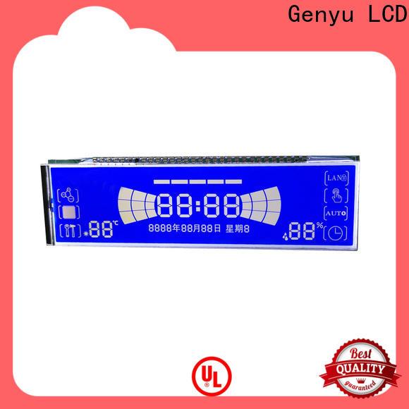 Genyu High-quality segment lcm display suppliers for machines