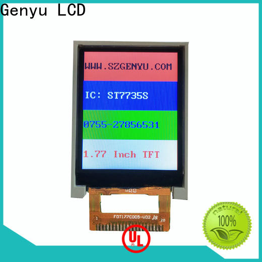 Genyu Best tft lcd display manufacturers