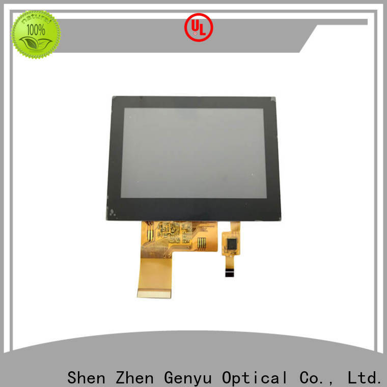 Genyu quality-reliable lcd tft module supply for equipments