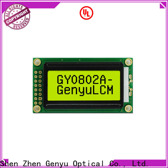 Genyu Wholesale character display modules manufacturers