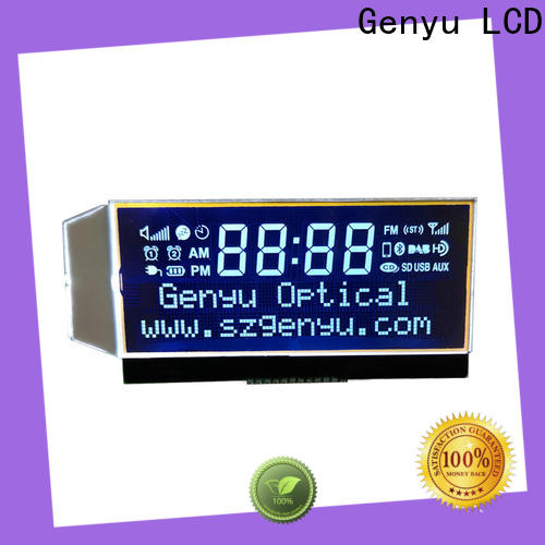 Genyu gy6331 lcd custom manufacturers for meter