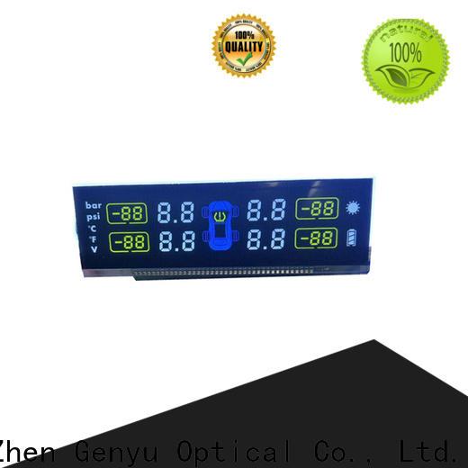 Genyu gy1149 lcd custom factory for meter