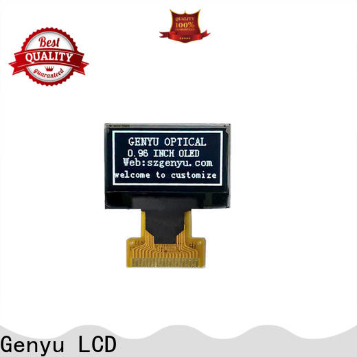 Genyu Latest oled screen display for sports watch