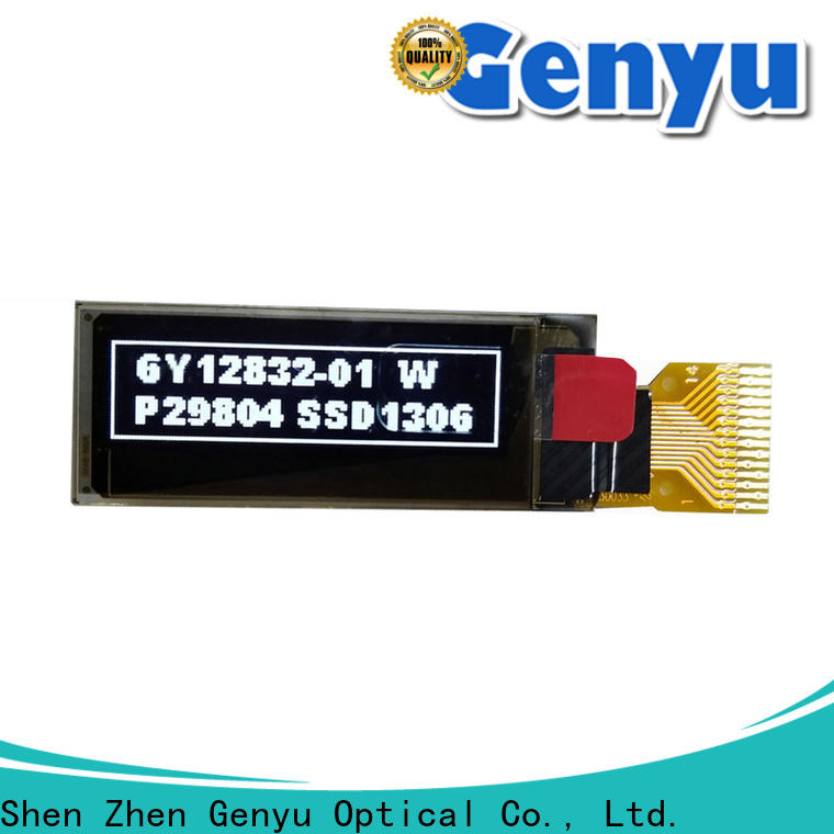 Genyu Custom oled screen for business for sports watch