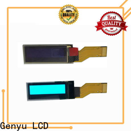 Genyu Latest oled screen for business for smart home