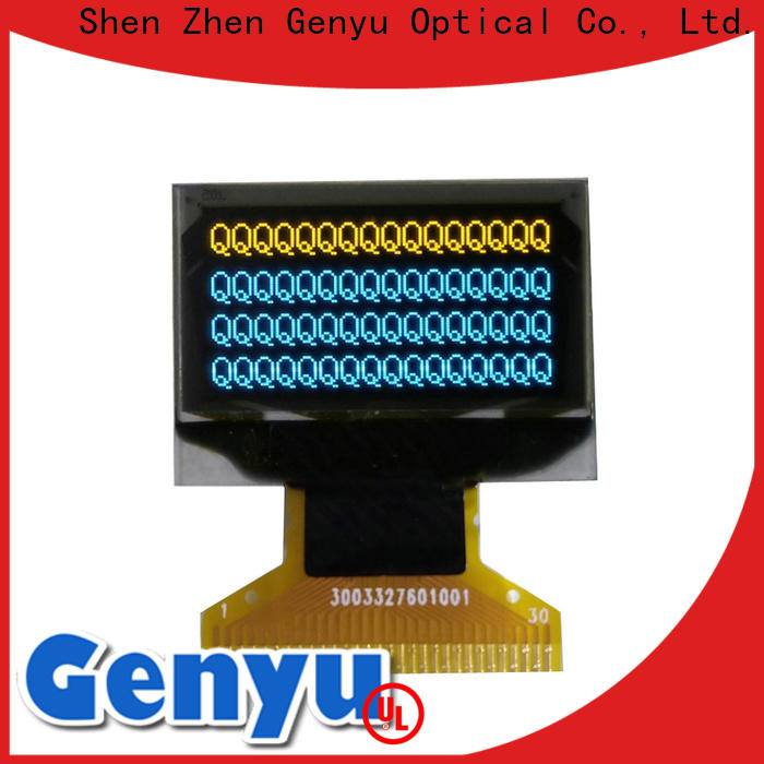 Genyu Top oled lcd for hardware wallet