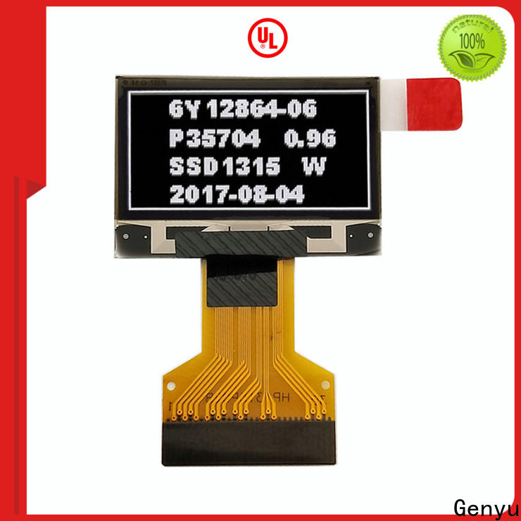 Genyu Best oled display module for business for DJ mixer