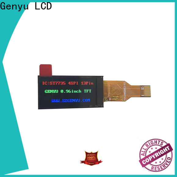 Latest lcd tft module new for automobile