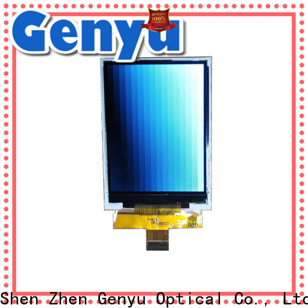 Genyu Best tft lcd display module factory for devices