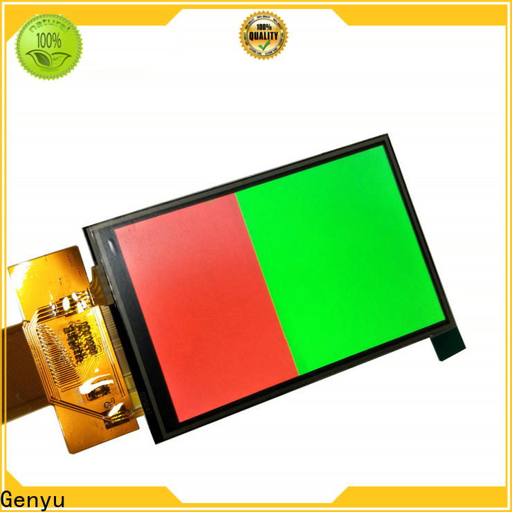 Genyu Custom lcd tft module manufacturers for automobile