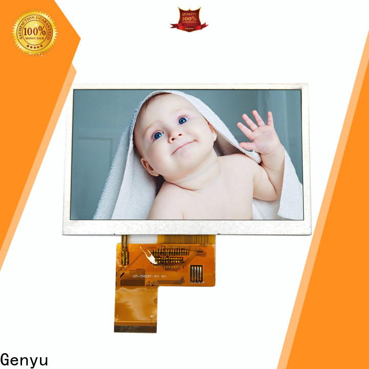 Genyu Top tft lcd display modules for automobile