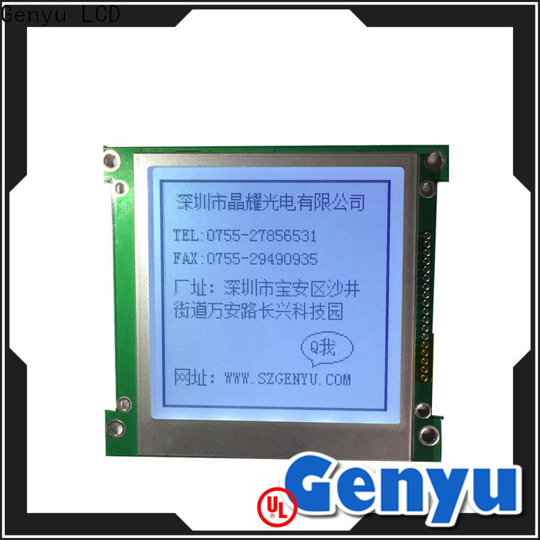 Genyu Top lcm display suppliers for medical equipment