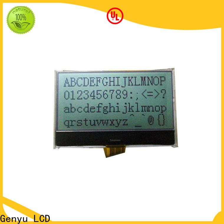 Genyu Wholesale dot matrix lcd screen suppliers for equipment