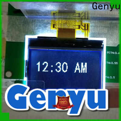 Genyu Latest graphic lcd screen for business for industry