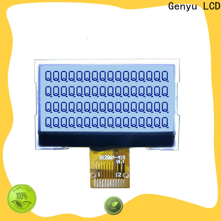 Wholesale dot matrix lcd display fstn suppliers for industry