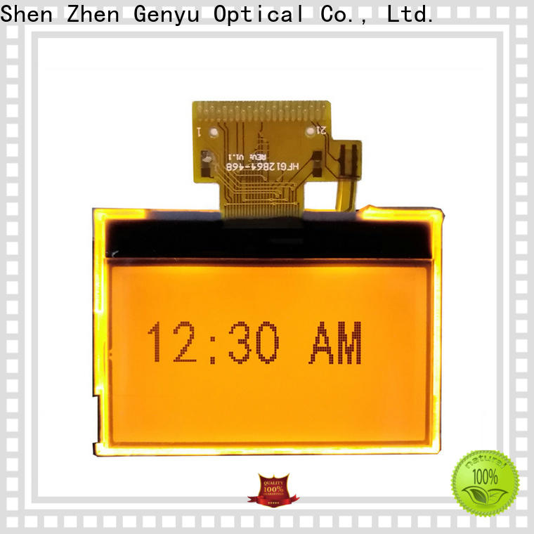 Genyu High-quality dot matrix lcd display module suppliers for equipment