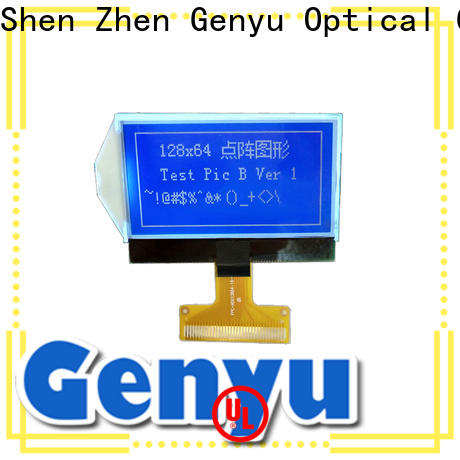 Genyu Latest dot-matrix display manufacturers for equipment