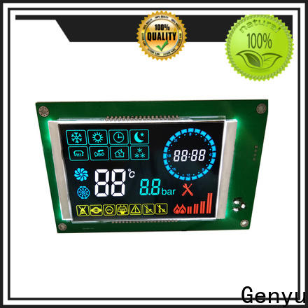 Genyu Wholesale dot matrix lcd display suppliers for smart home