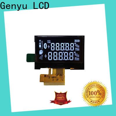 Genyu Wholesale lcd display custom manufacturers for meter