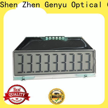 Genyu gy06478 custom size lcd for laser