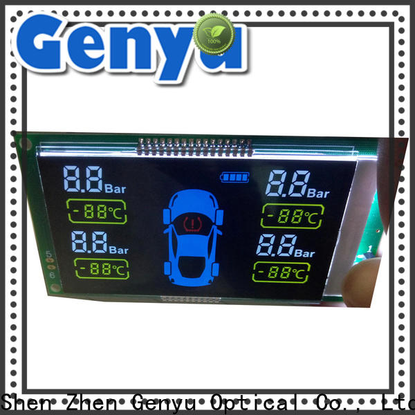 Genyu va custom size lcd suppliers for laser