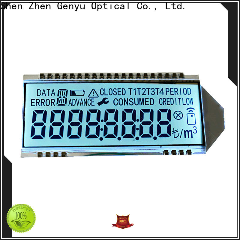 Best custom size lcd display suppliers for meter