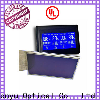 Top lcd display custom screen for business for laser