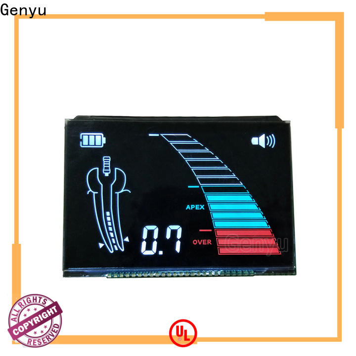 High-quality custom lcd screen electricity company for instrumentation