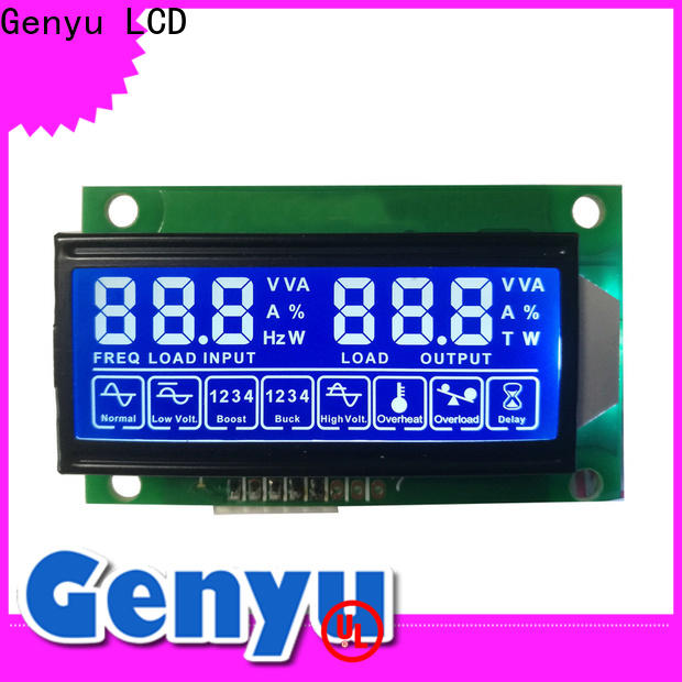 Latest segment lcd display gy8812854 suppliers for laser