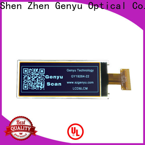 Genyu Top 12864 lcd display module supply for industry