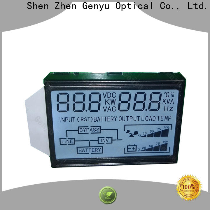 Genyu gy6805 custom size lcd for business for video