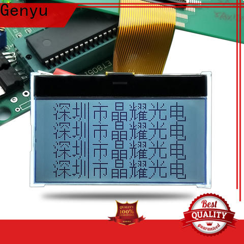 Genyu Latest micro display for business for equipment