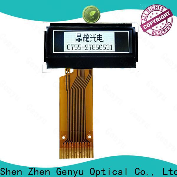 Genyu Wholesale mono lcd module factory