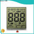 Genyu Top lcd display custom for meter