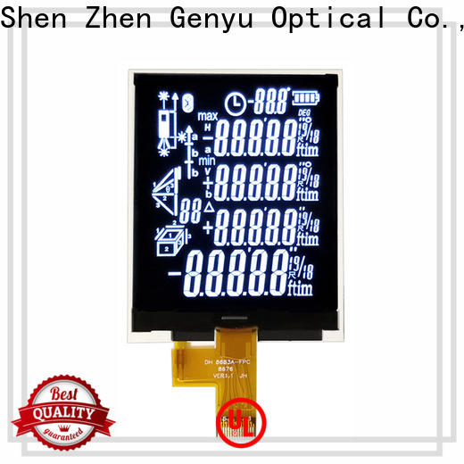 Latest lcd seven segment display meter supply for household appliances
