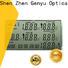 Genyu New segment lcd display for video