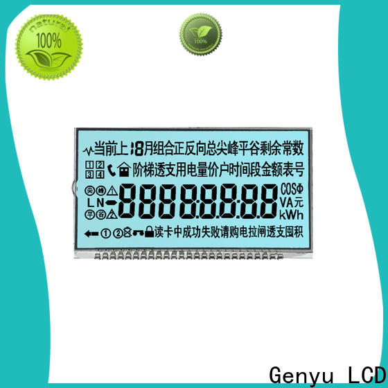 Genyu gy0701 lcd custom company for home appliances