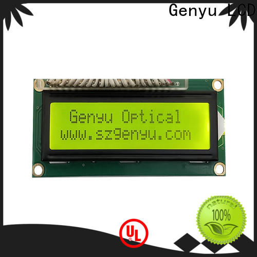 Genyu gy1601 character display suppliers