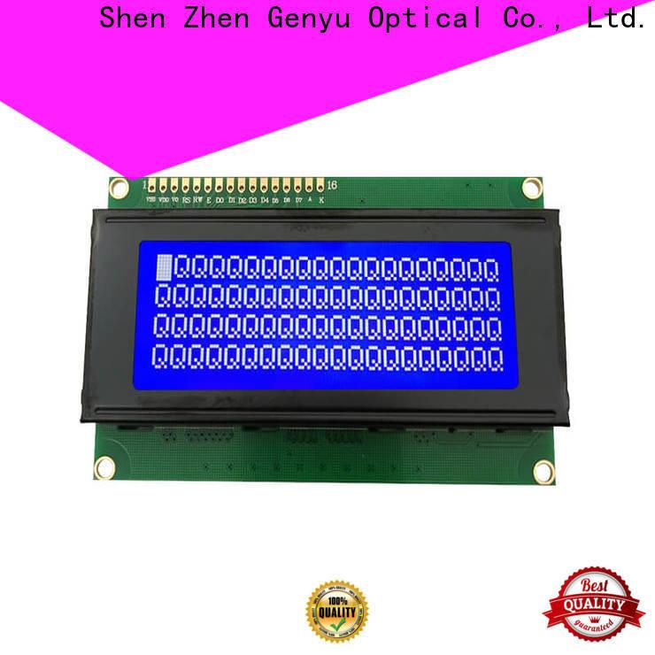 Genyu Custom character lcd for home radios