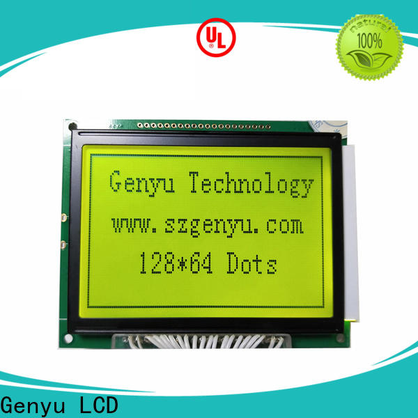 Genyu Custom graphic lcm manufacturers for electronic products