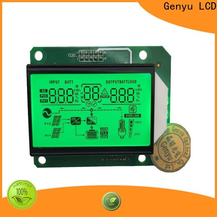 New segment lcd screen gy06478 suppliers for machines