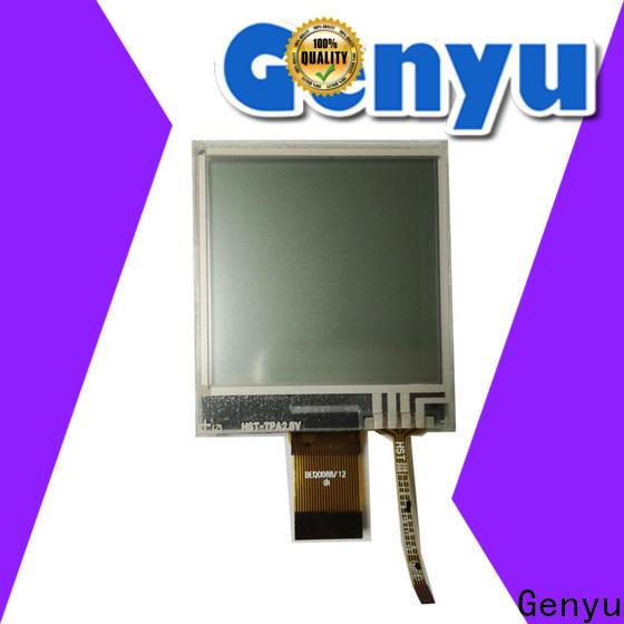 Genyu module lcd screen display supply for industry