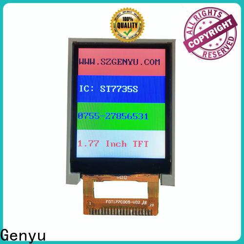 Genyu Best lcd tft module for equipments