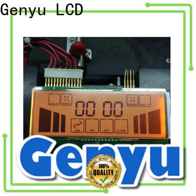 Genyu gy1037 custom size lcd supply for laser