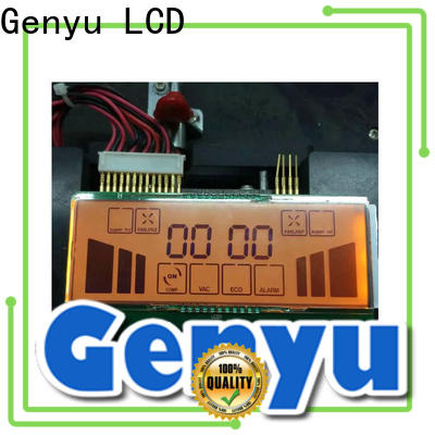 Genyu gy1037 custom size lcd supply for laser