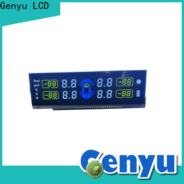 Genyu gy8056a custom lcd screen for instrumentation